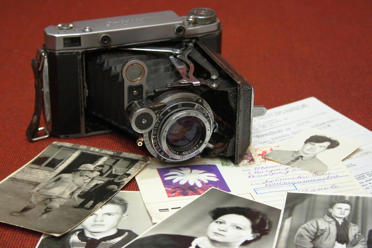 macchina per fotografie
