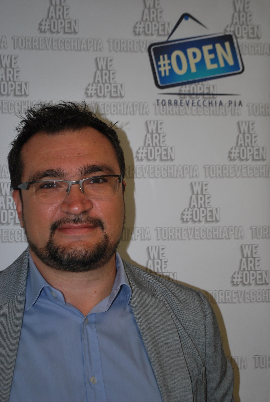 Roberto Nassi, Sindaco di Torrevecchia Pia, tra i promotori del progetto